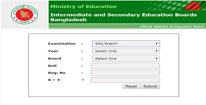 SSC Result 2020 | Sylhet Board With Full Marksheet