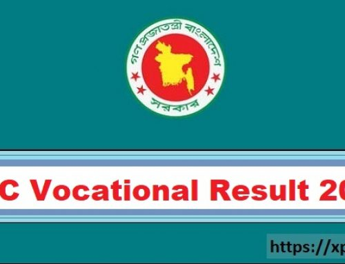 SSC Vocational Result 2020, Technical Education Board