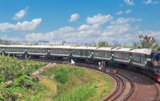 Dhaka to Dinajpur Train Schedule & Ticket Price