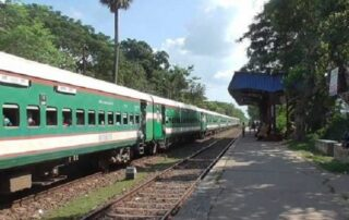 Dhaka to Khulna Train Schedule & Ticket Price