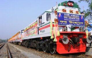 Dhaka to Kolkata Train Schedule and Ticket Price