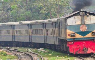 Jamuna Express Train Schedule & Ticket Price