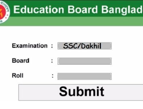 SSC Result 2022 of All Education Board with Total Mark Sheet