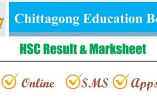 SSC Result Chittagong Board With Full Marksheet Download