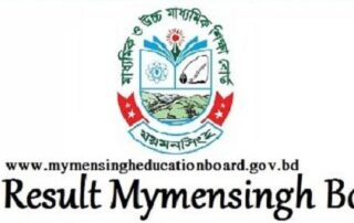 SSC Result Mymensingh Board With Full Marksheet Download