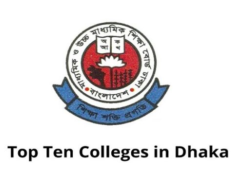The 10 Best Colleges in Dhaka Bangladesh for 2021 HSC Admission