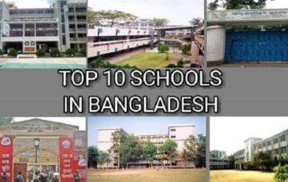 Top 10 Best Schools in Bangladesh in 2021