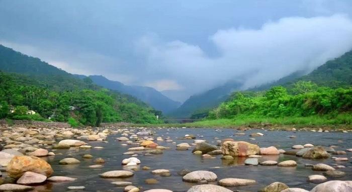 Jaflong in Sylhet