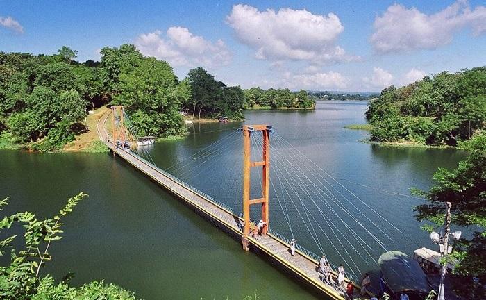 Kaptai Lake in Rangamati