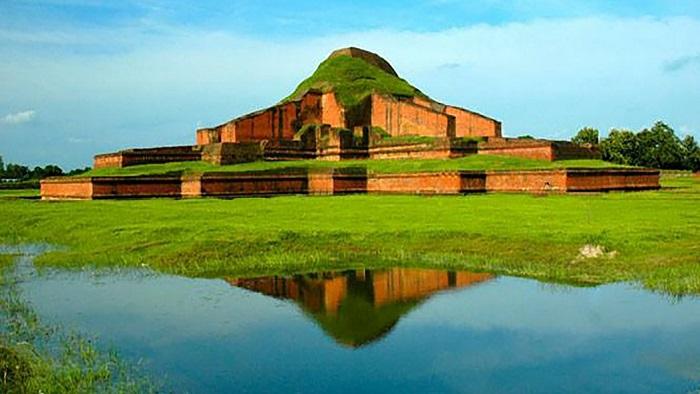 Paharpur Buddha Bihar