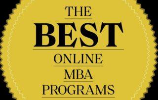 The Best Online MBA Programs
