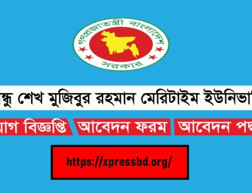 Bangabandhu Sheikh Mujib Medical University BSMMU Job Circular 2021